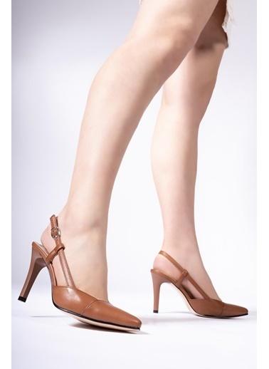 CZ London Ayakkabı Taba